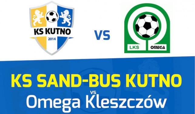 Jutro mecz KS Sand-Bus Kutno vs Omega Kleszczów - Zdjęcie główne