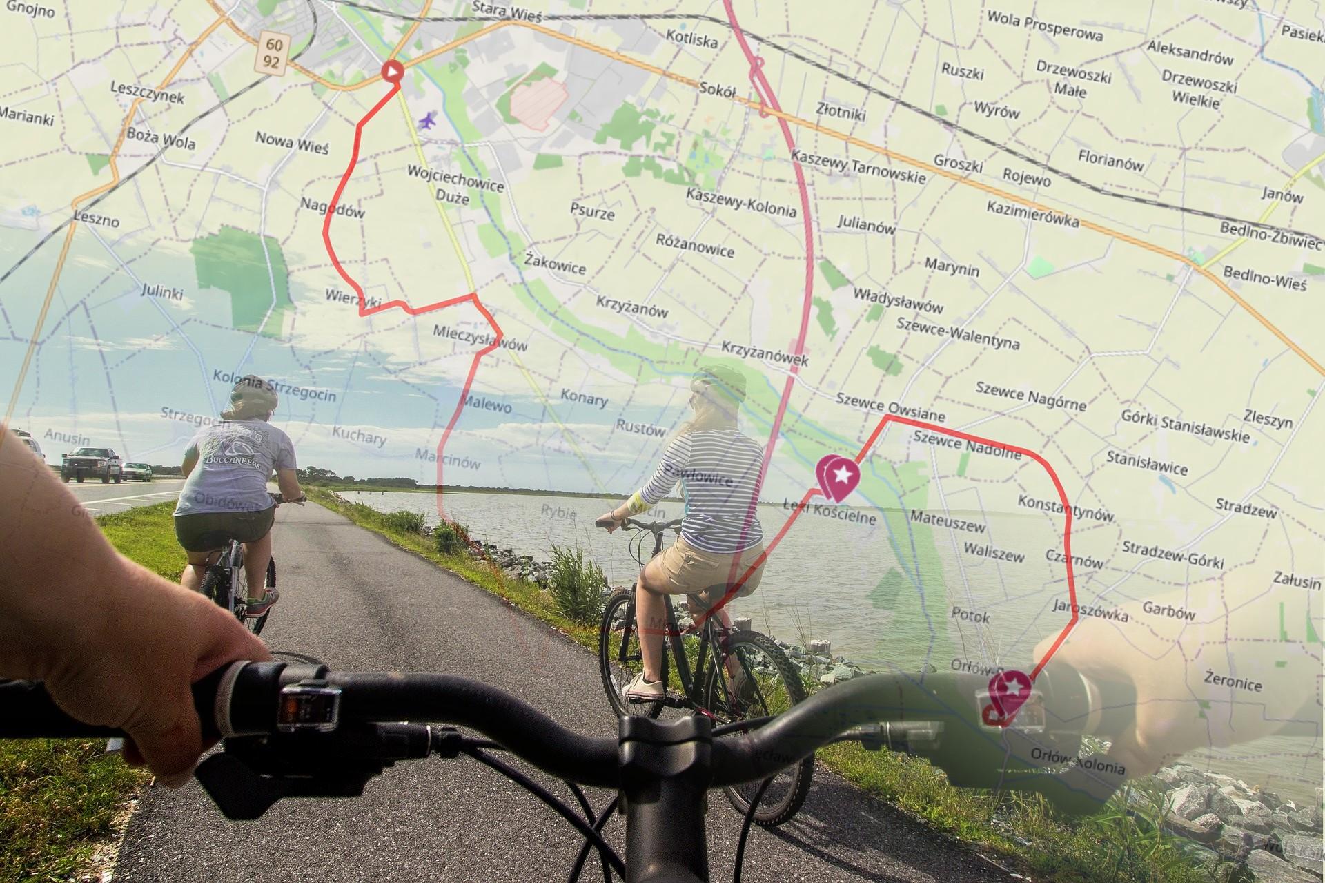Gdzie na rower w Kutnie i okolicach? [LISTA NAJLEPSZYCH TRAS] - Zdjęcie główne