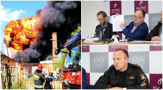 [ZDJĘCIA/WIDEO] Konferencja władz ws. Majdan. Wiceprezydent: ''Zawiodły służby państwowe'' - Zdjęcie główne