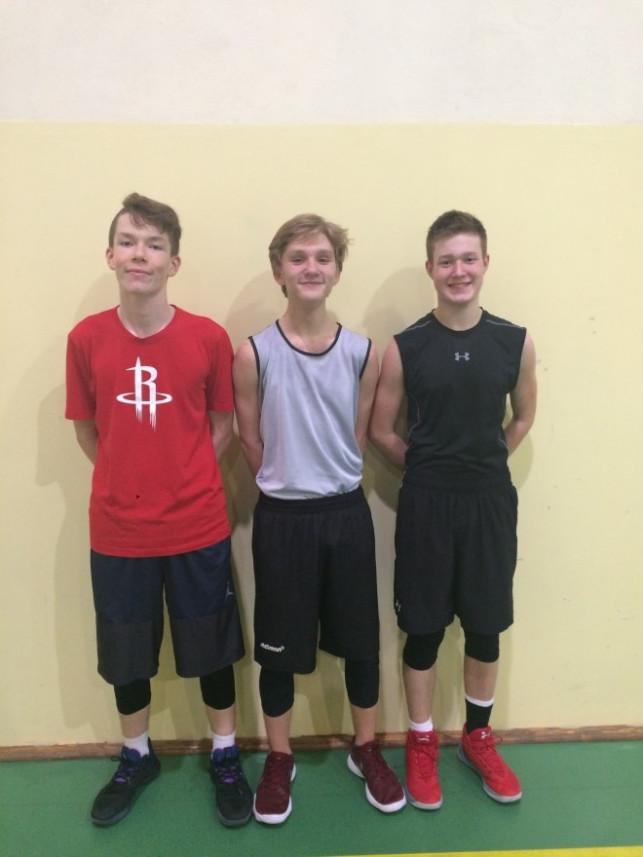 Młodzicy KKS Pro-Basket Kutno powołani na konsultację szkoleniową Kadry Młodzika  - Zdjęcie główne