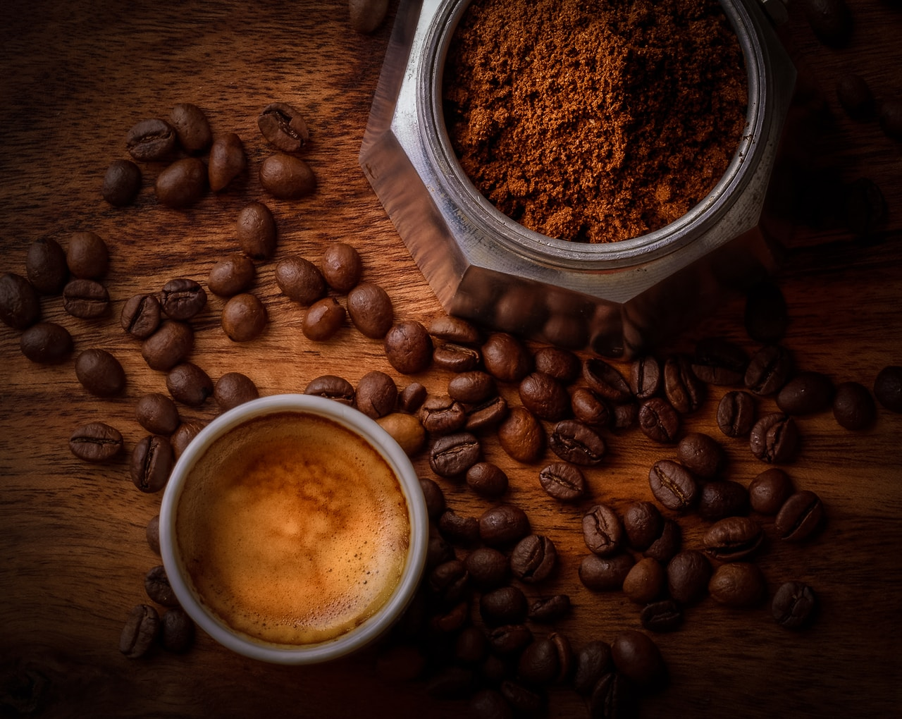 Palarnia kawy idealna dla Ciebie - Zdjęcie główne