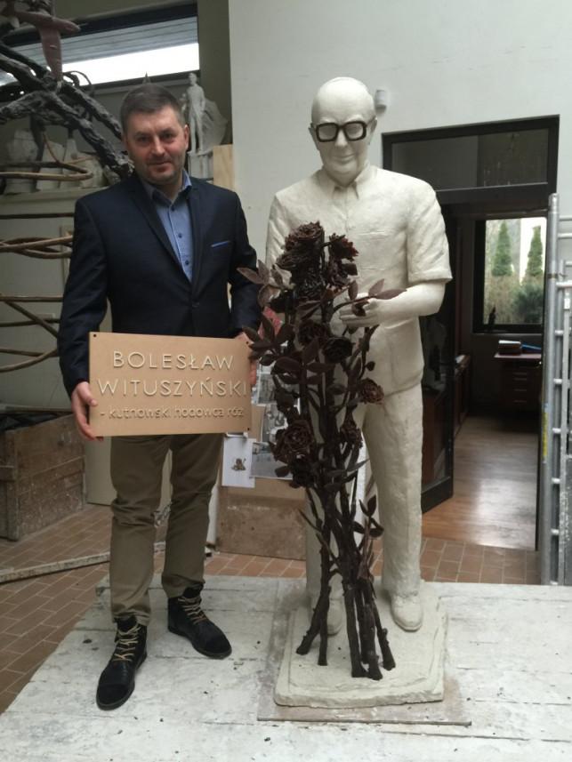 Wiemy jak będzie wyglądał pomnik Bolesława Wituszyńskiego! - Zdjęcie główne