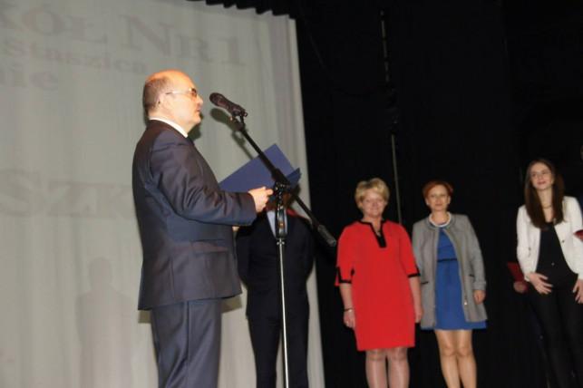 Staszic świętował XXVI Święto Szkoły - Zdjęcie główne
