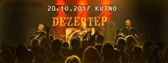 Już jutro Dezerter zagra w Kutnie - Zdjęcie główne