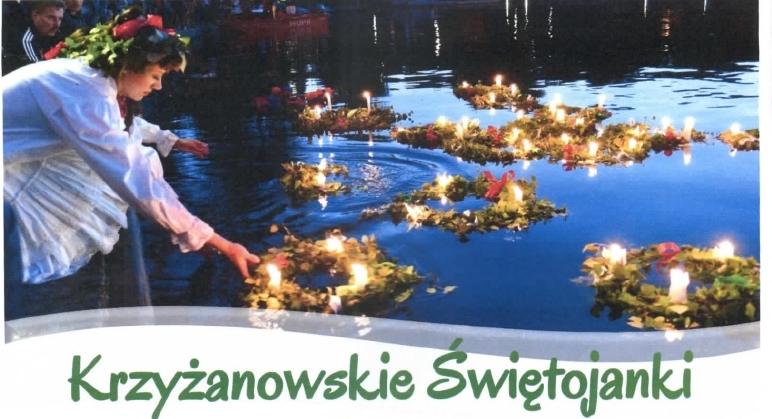 """""""Krzyżanowskie Świętojanki"""" - wójt zaprasza na uroczystość w Dolinie Ochni - Zdjęcie główne"""