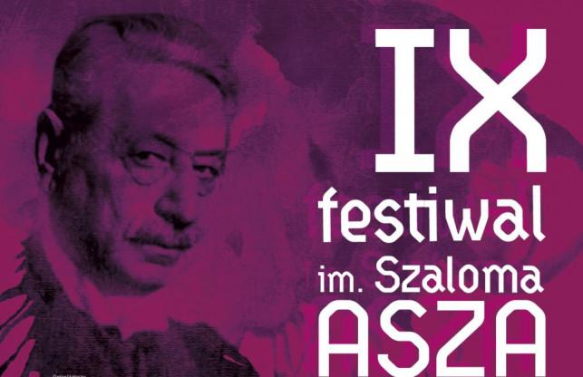 IX Festiwal im. Szaloma Asza - Zdjęcie główne