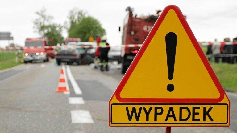 Coraz mniej wypadków z udziałem pieszych. Powodem nowe przepisy? - Zdjęcie główne