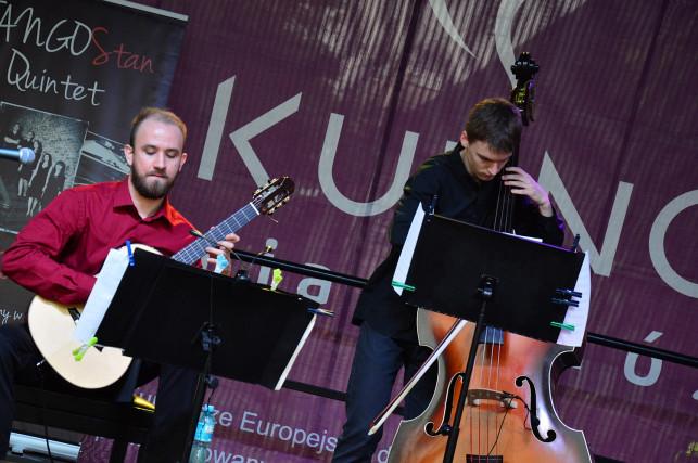 Świat Muzyki - Muzyka Świata: TangoStan Quintet - Zdjęcie główne