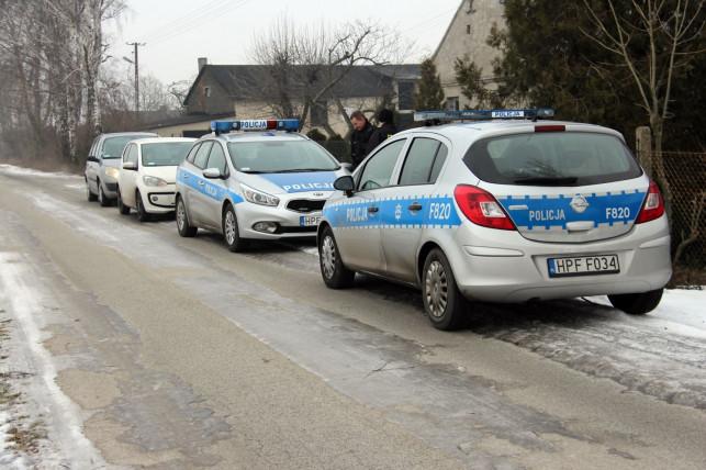 Wizja lokalna w Podczachach - Zdjęcie główne