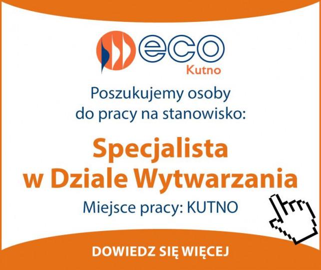 Praca w ECO! - Zdjęcie główne