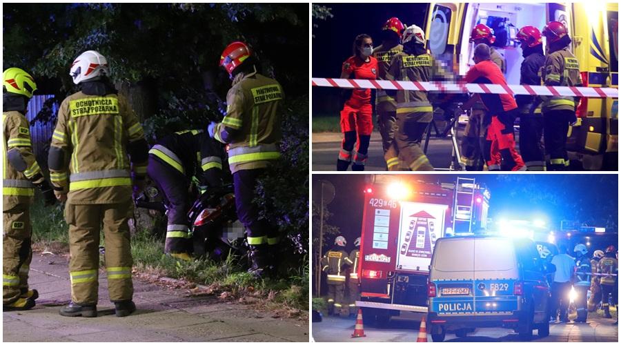 Tragiczny wypadek w Kutnie. Nie żyje kierowca skutera [ZDJĘCIA] - Zdjęcie główne