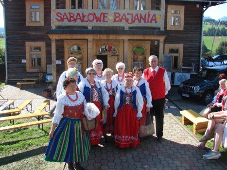 Taniec, śpiew i dobra zabawa... Sukces zespołów z powiatu kutnowskiego w prestiżowym konkursie [ZDJĘCIA] - Zdjęcie główne