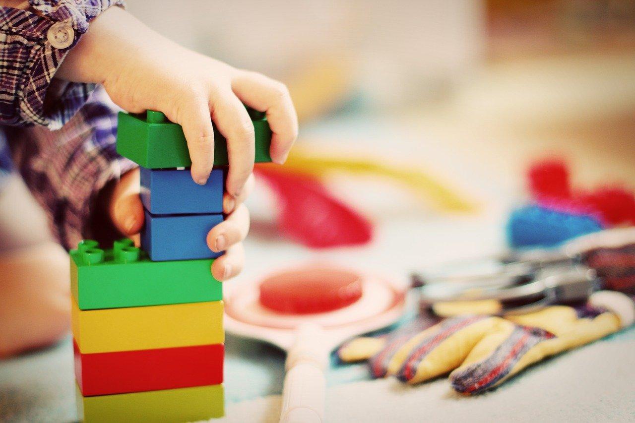 Zadbaj o rozrywkę dziecka - Zdjęcie główne