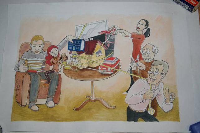 Cztery pokolenia o finansach AKCJA EDUKACYJNA BANKU ZACHODNIEGO WBK  - Zdjęcie główne