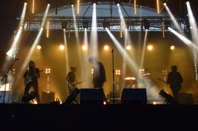 Muzycznie nad Ochnią: Curly Heads zawładnęło sceną - Zdjęcie główne
