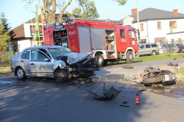 Wypadek motocyklisty: czy drugi uczestnik rzeczywiście nie żyje? - Zdjęcie główne