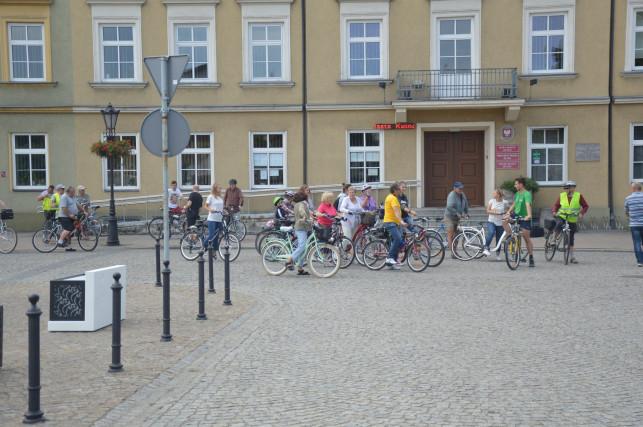Ruszył kolejny przejazd rowerowy ulicami Kutna - Zdjęcie główne