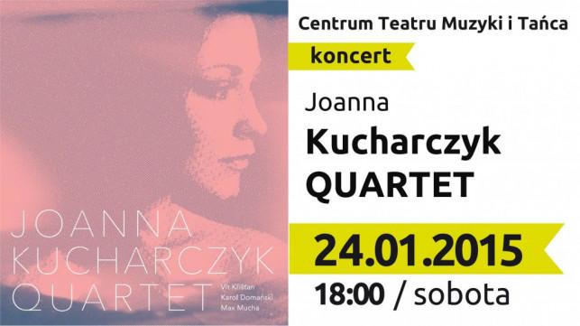 Koncert Joanny Kucharczyk - Zdjęcie główne