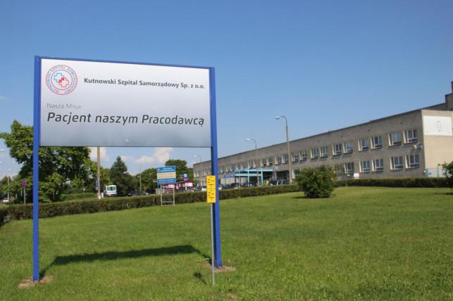 Od dziś kutnowski szpital zawiesza przyjmowanie pacjentów. Prezes wydał komunikat - Zdjęcie główne