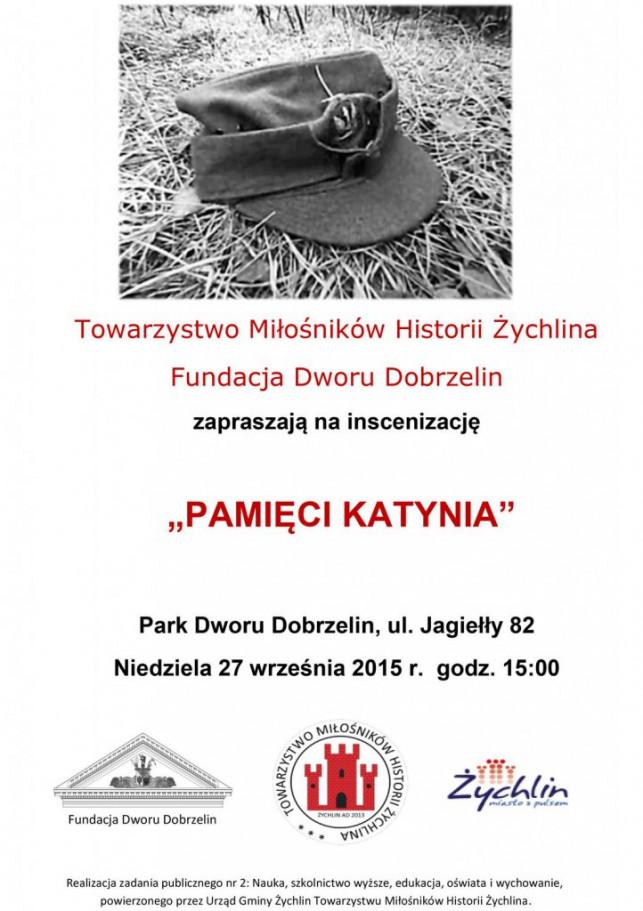W Dobrzelinie o Katyniu - Zdjęcie główne
