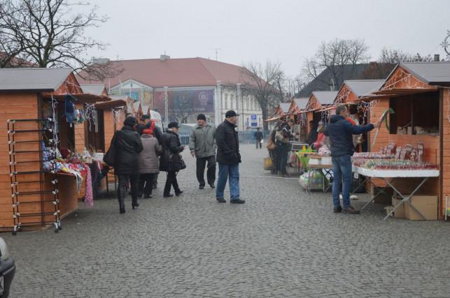 Wigilia Miejska: W Kutnie już zaczęliśmy świętowanie. Trwa Jarmark Świąteczny - Zdjęcie główne