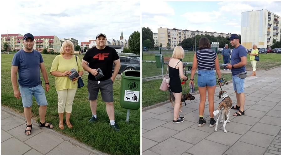 Kutnowscy radni wyszli na ulice i rozmawiali z mieszkańcami. O czym? [ZDJĘCIA] - Zdjęcie główne