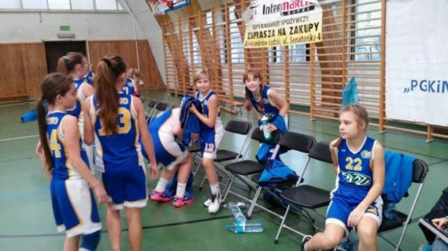 Młodziczki KKS Pro-Basket Kutno wygrywają w Aleksandrowie Łódzkim  - Zdjęcie główne