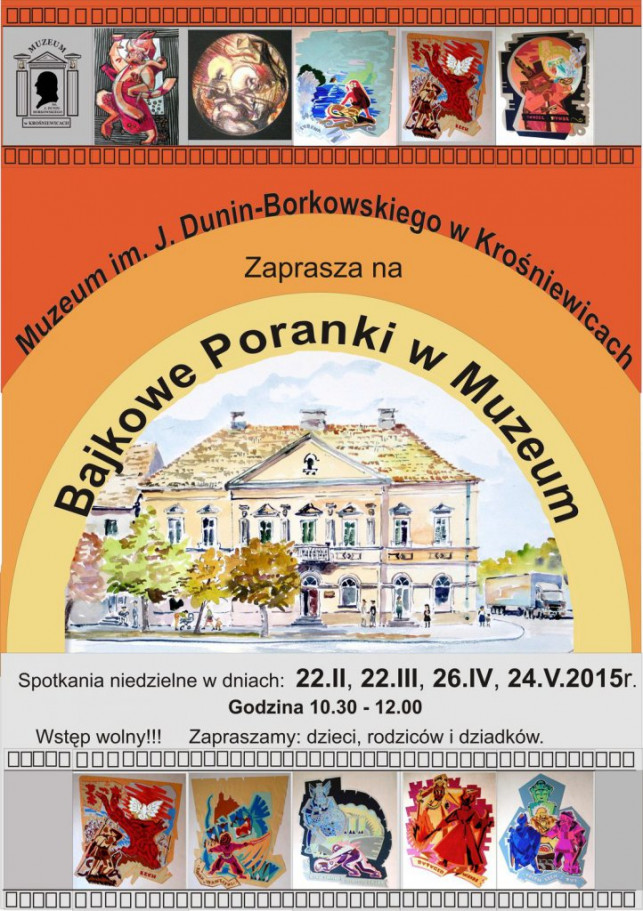 Bajkowy Poranek w Krośniewicach - Zdjęcie główne