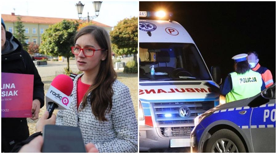 Odmówili pomocy zgwałconej dziewczynce?! Szpital ukarany finansowo, posłanka z Kutna komentuje - Zdjęcie główne