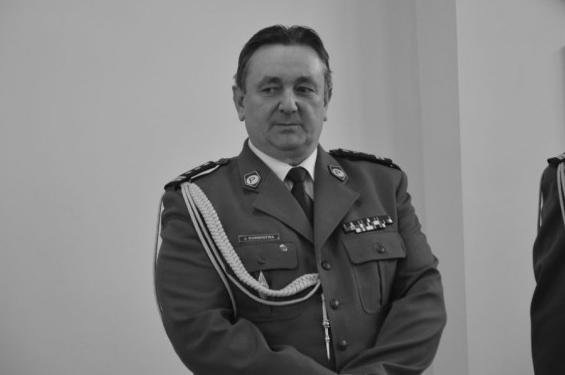 Zmarł były komendant kutnowskiej policji - Zdjęcie główne