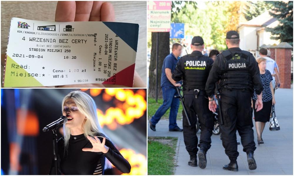 Kwitnie handel biletami na koncerty gwiazd w Kutnie. Zajmą się tym organy ścigania? - Zdjęcie główne