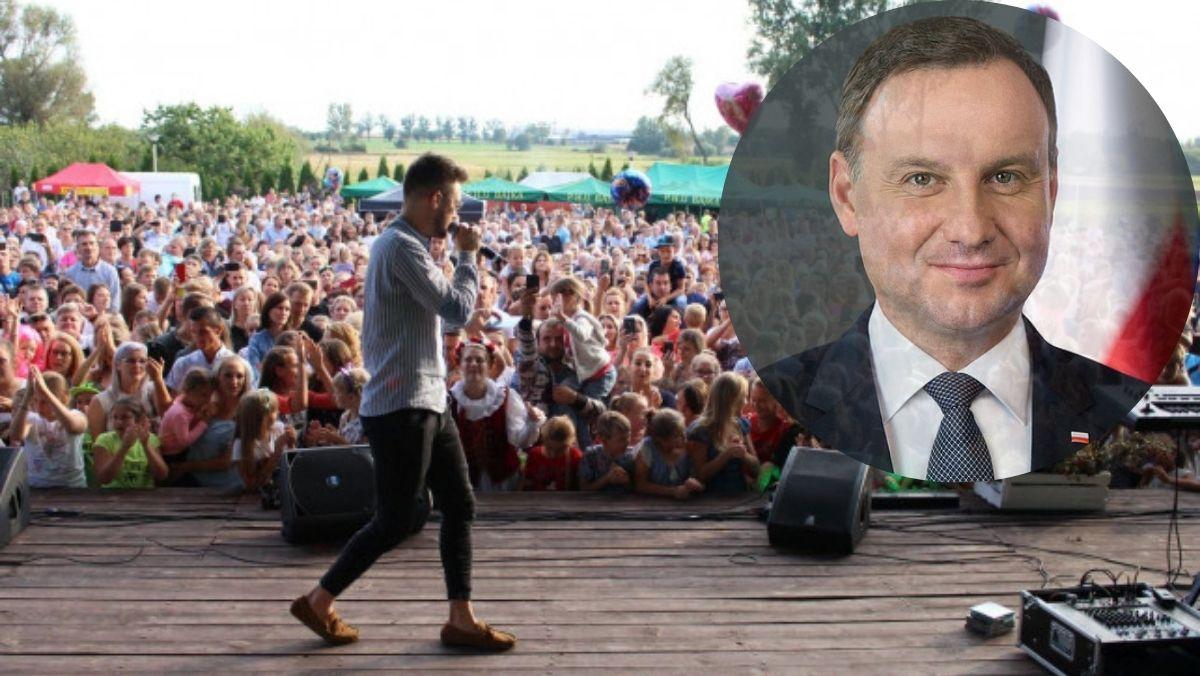 Dożynki w powiecie kutnowskim objęte patronatem przez... prezydenta Andrzeja Dudę - Zdjęcie główne