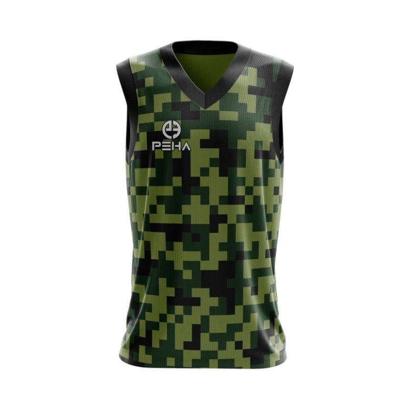 Koszulki koszykarskie PEHA - komfortowy i modny wybór - Zdjęcie główne