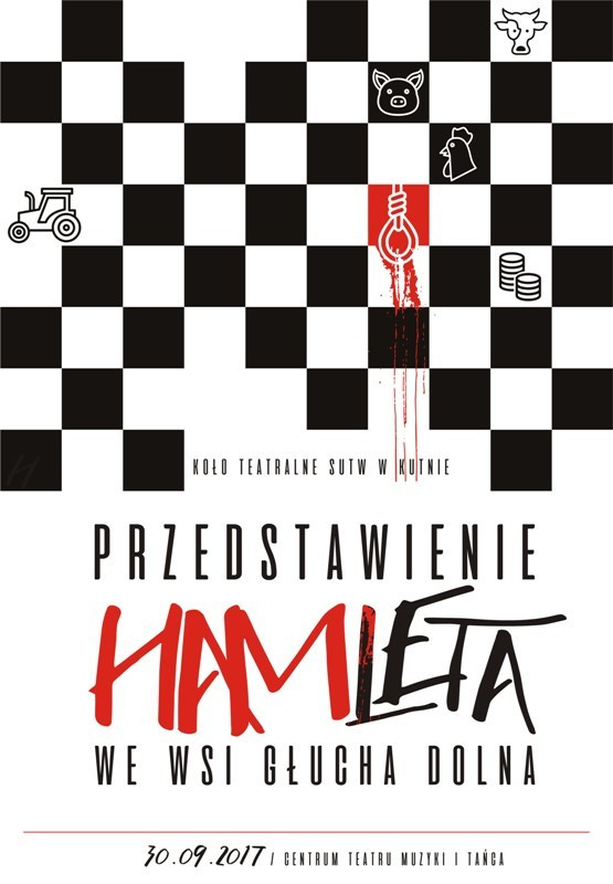 Przedstawienie Hamleta we wsi Głucha Dolna - Zdjęcie główne