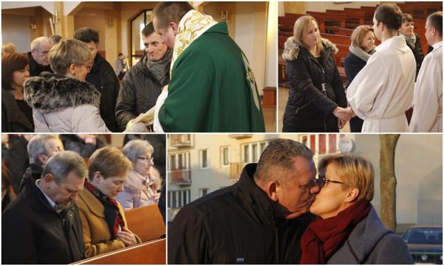 [ZDJĘCIA] Tego jeszcze nie było! W kutnowskim kościele odbyły się... randki małżeńskie - Zdjęcie główne
