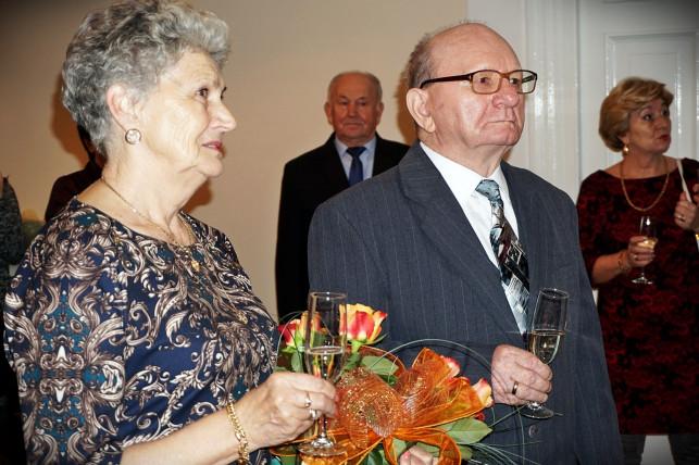 55 lat razem - szmaragdowe gody państwa Jedrzejczaków - Zdjęcie główne