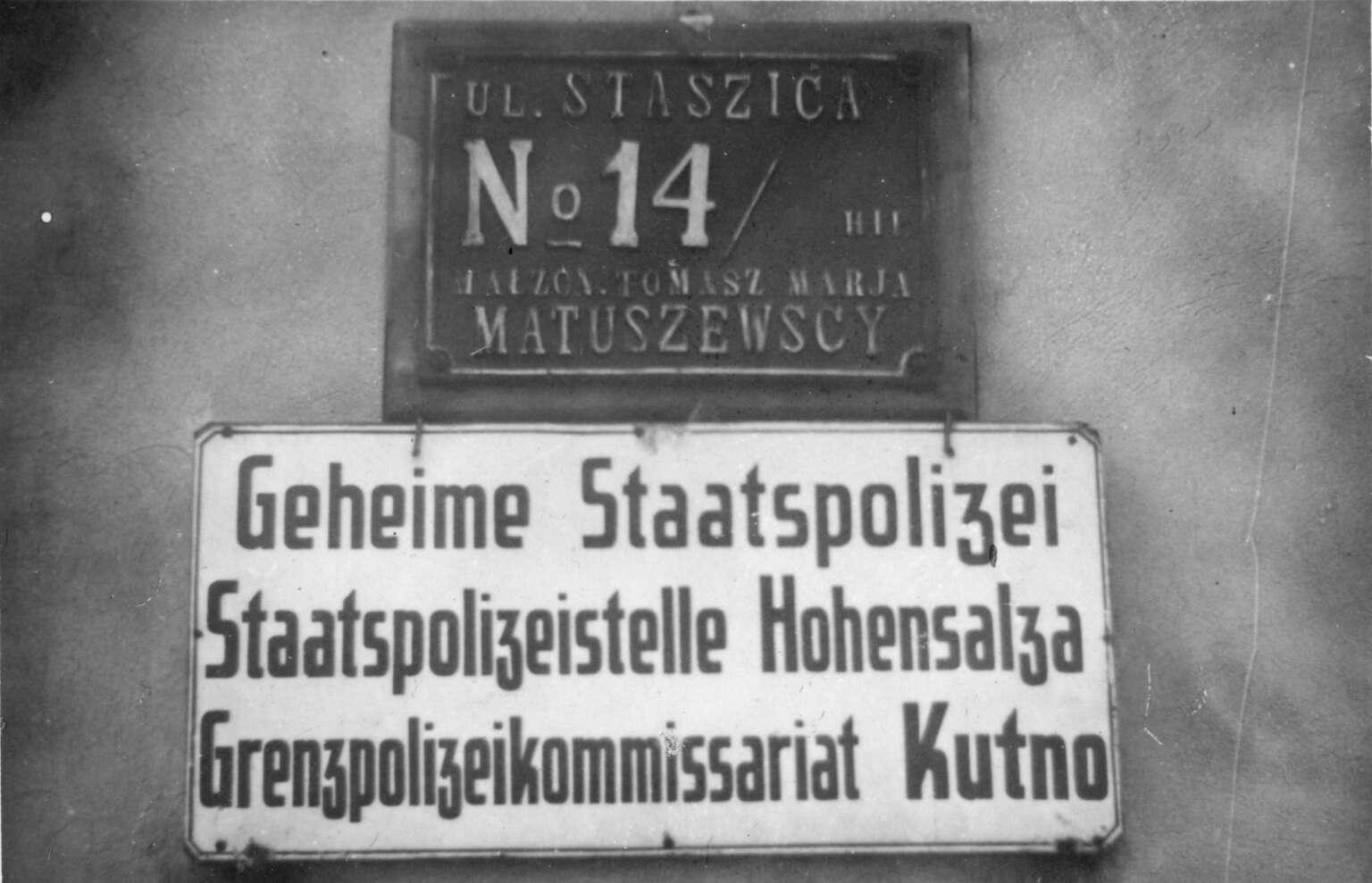 """""""Waldi"""", czyli agent gestapo z Kutna: wydał nazistom kilkanaście osób. Jaki los spotkał go po wojnie? - Zdjęcie główne"""