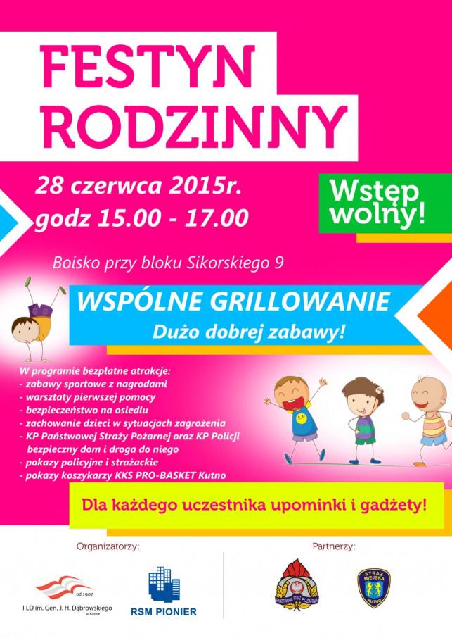 Festyn Rodzinny - Zdjęcie główne