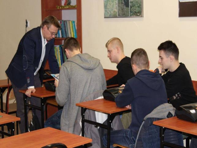 """Uczniowie """"Troczewskiego"""" na kursie  - Zdjęcie główne"""
