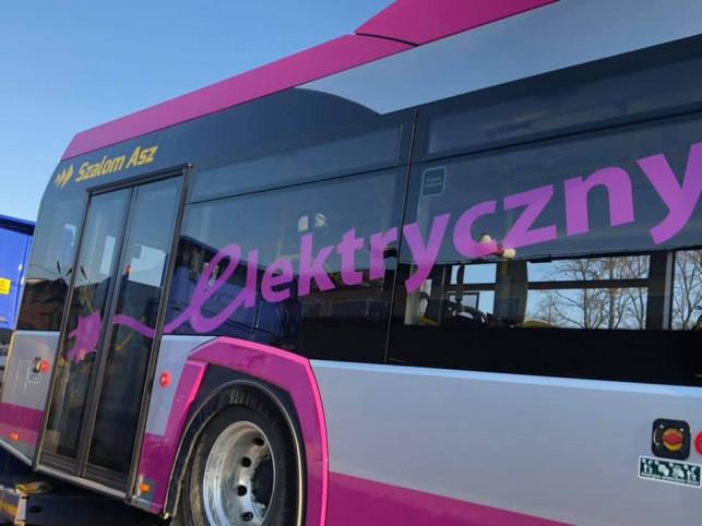 [FOTO] Już są! Do Kutna przyjechały pierwsze elektryczne autobusy! - Zdjęcie główne