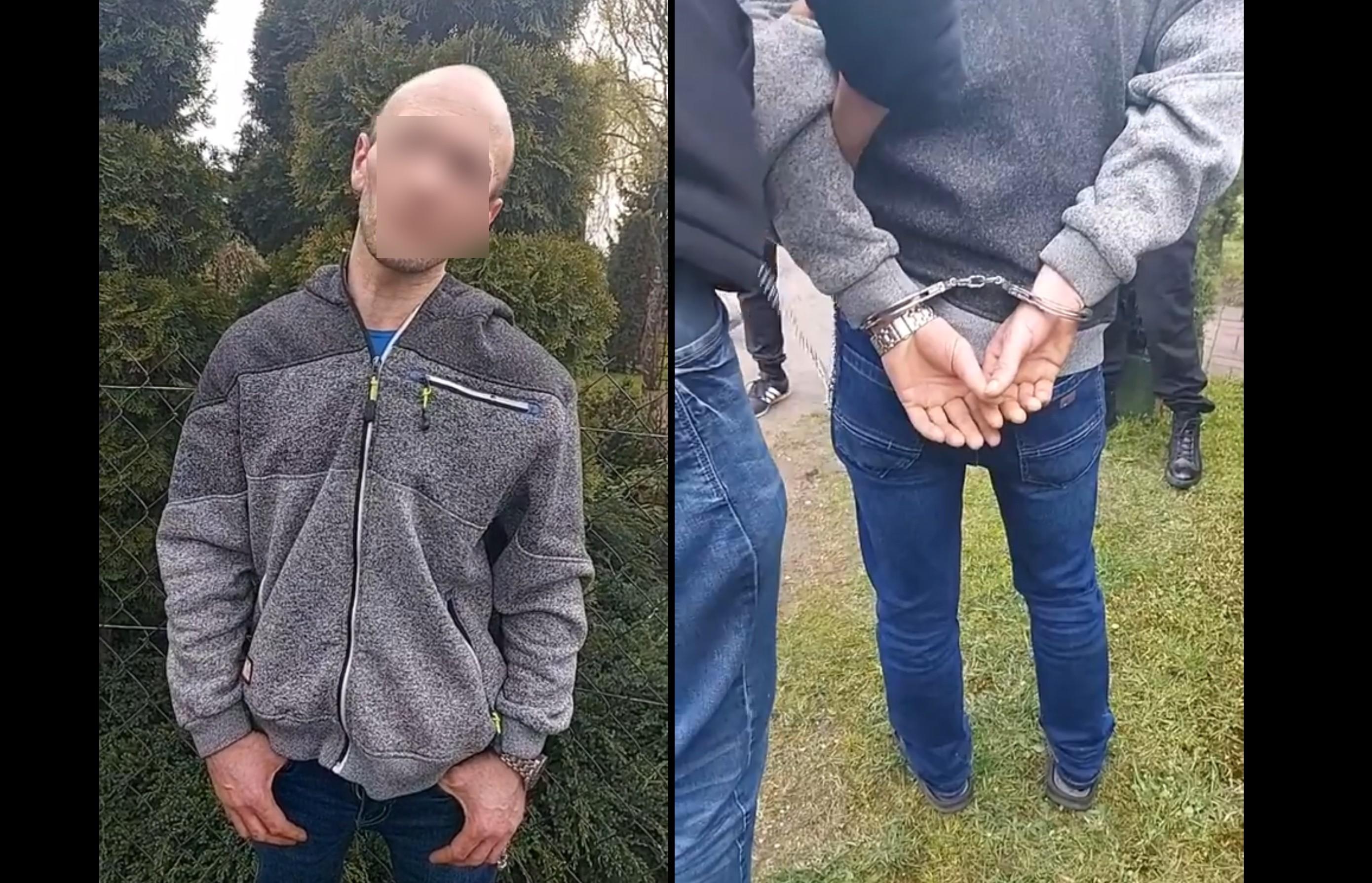 Łowcy pedofilów uderzyli w Krośniewicach! Zatrzymany 36-latek spod Kutna! [WIDEO] - Zdjęcie główne
