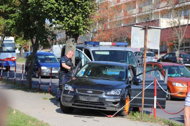 Co wydarzyło się wczoraj na Troczewskiego? Policja wyjaśnia - Zdjęcie główne