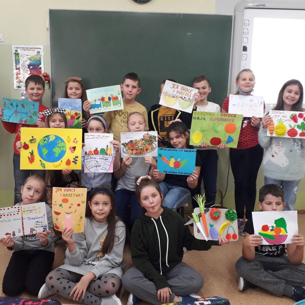 [ZDJĘCIA] Dzieci ze Szkoły Podstawowej nr 7 zajęły drugie miejsce w Polsce - Zdjęcie główne