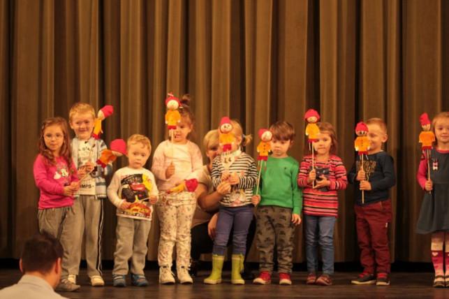 Dzieci poznały Skrzata - Zdjęcie główne