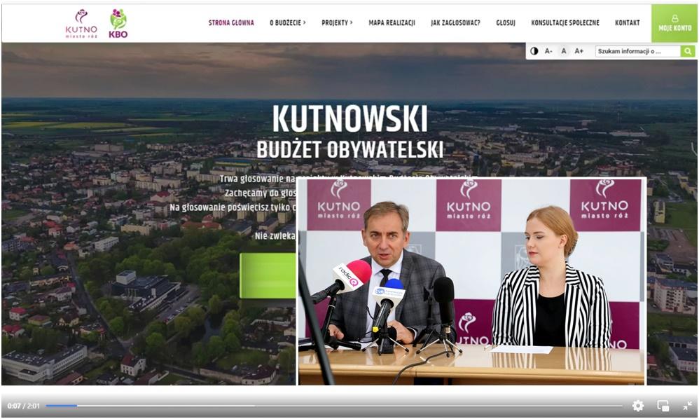 Ruszył Kutnowski Budżet Obywatelski 2021. Miasto przygotowało film, jak głosować [ZDJĘCIA/WIDEO] - Zdjęcie główne