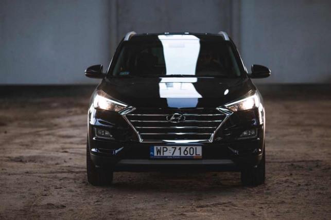 Hyundai Tucson – komfort w mieście, dynamika w trasie - Zdjęcie główne