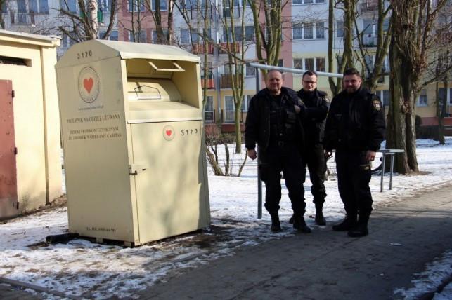Strażnicy miejscy docenieni - po raz kolejny uratowali życie - Zdjęcie główne
