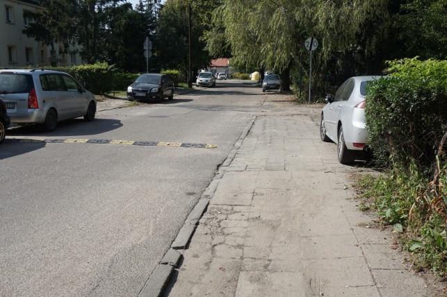 Ul. Wybickiego będzie jak nowa. Miasto szuka wykonawcy  - Zdjęcie główne