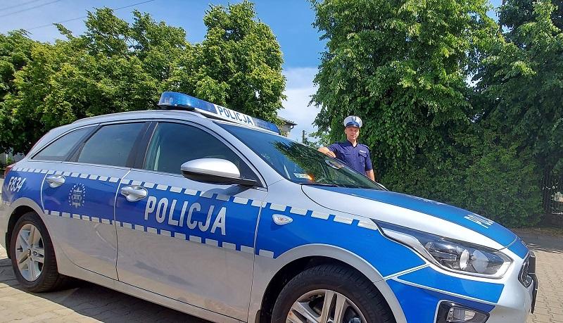 Kutnowska policja otrzymała nowe radiowozy [ZDJĘCIA]  - Zdjęcie główne