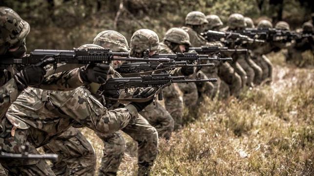 W Kutnie będzie stacjonować wojsko. W razie konfliktów zbrojnych ma... - Zdjęcie główne